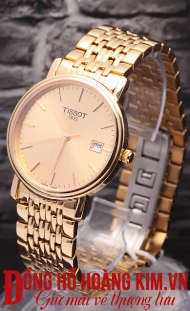 Đồng hồ nam cao cấp tại quận Cầu giấy nhãn hàng tissot