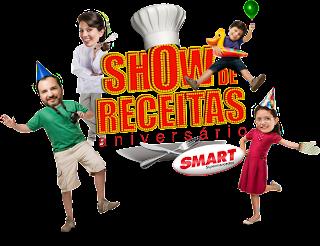 """PROMOÇÃO """"Aniversário 12 Anos Rede Smart de Supermercados"""""""