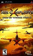 PSP ISO Air Conflicts Aces of World War II