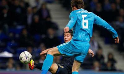 FC Porto 0 - 0 Zenit St. Petersburg (2)