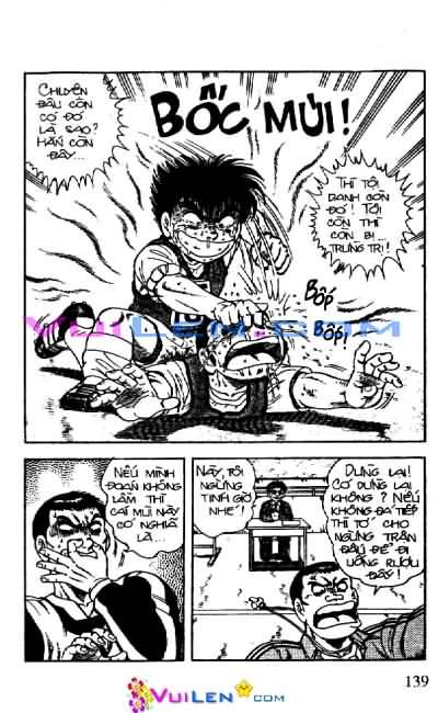Jindodinho - Đường Dẫn Đến Khung Thành III  Tập 8 page 139 Congtruyen24h
