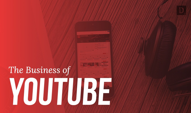30+ Amazing #YouTube Statistics - #infographic