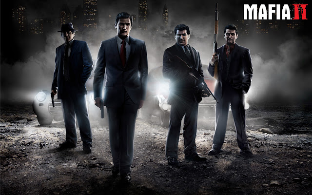 Download Game Petualangan 'Mafia II'