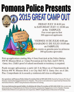 2015 GREAT CAMP OUT
