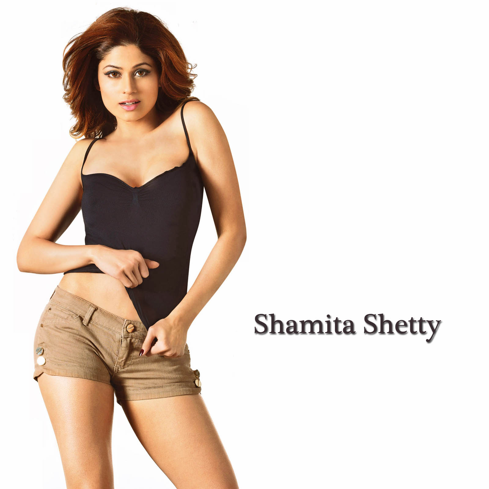 Shamita shetty nude in function
