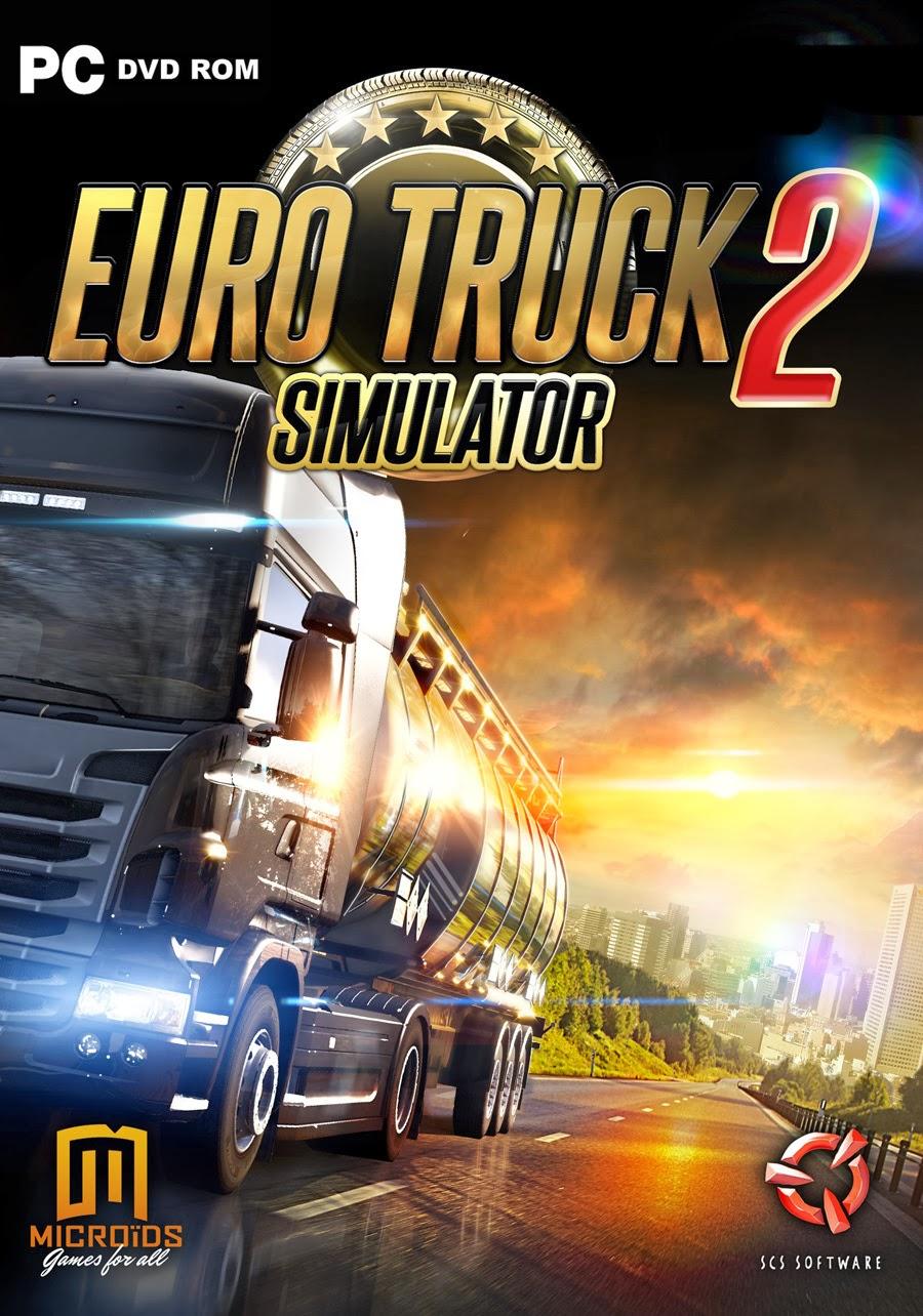 Download Euro Truck Simulator 2 Full Version PC