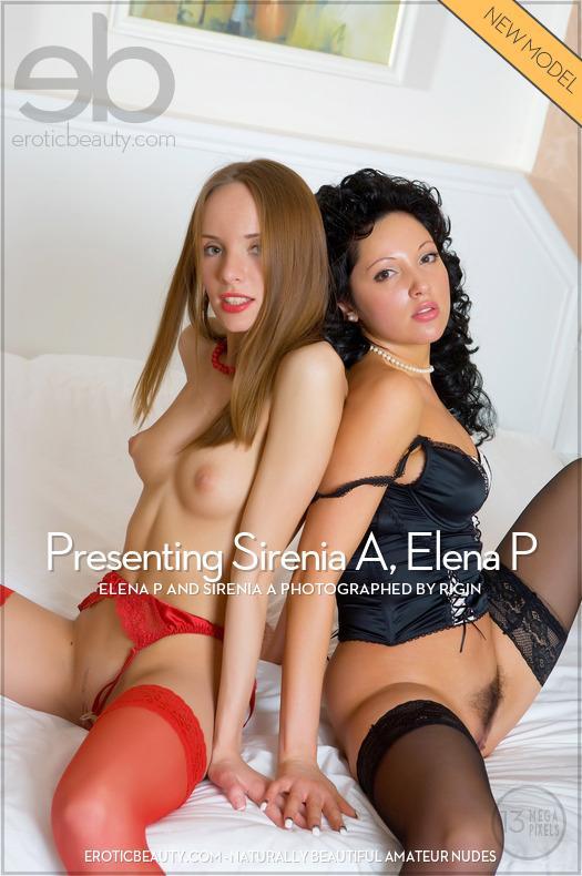 EroticBeauty3-24 Elena P & Sirenia A - Presenting Sirenia & Elena 06140