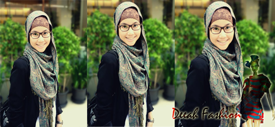 Gaya Jilbab Chic Untuk Ke Kantor Office With Style