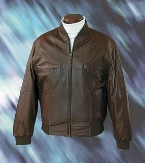 Zenske i muske kozne jakne: Muske kozne jakne