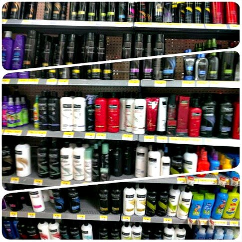 walmart  tresemme products