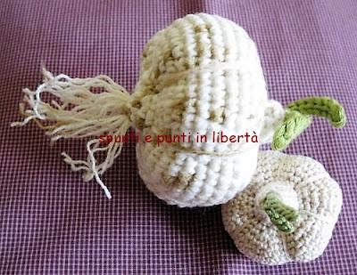 verdure crochet