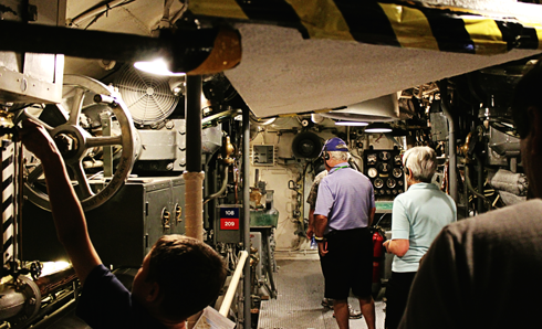 uss bowfin submarine museum at pearl harbor