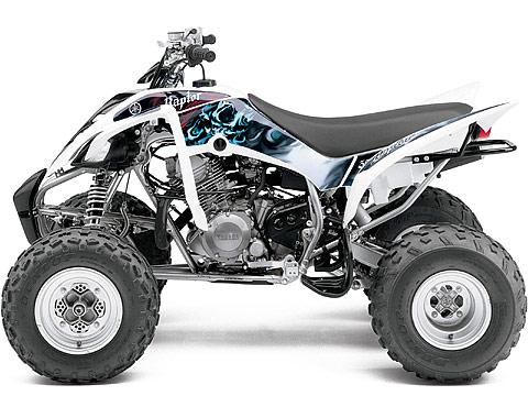 Yamaha pictures 2013 Raptor 350 ATV. 480x360 pixels