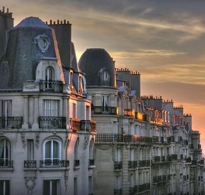 Express O Parisian Rooftops