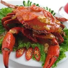 Kepiting Isi (Po Cha)