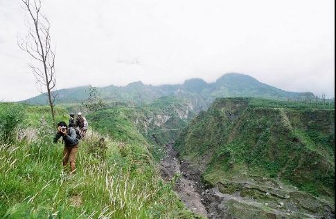 Hulu Merapi Kali Woro