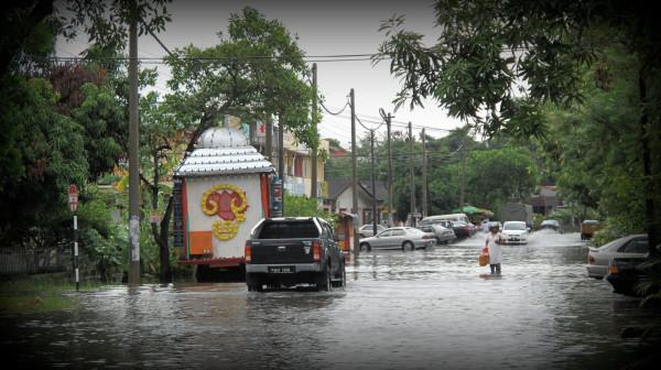 Banjir kilat Klang