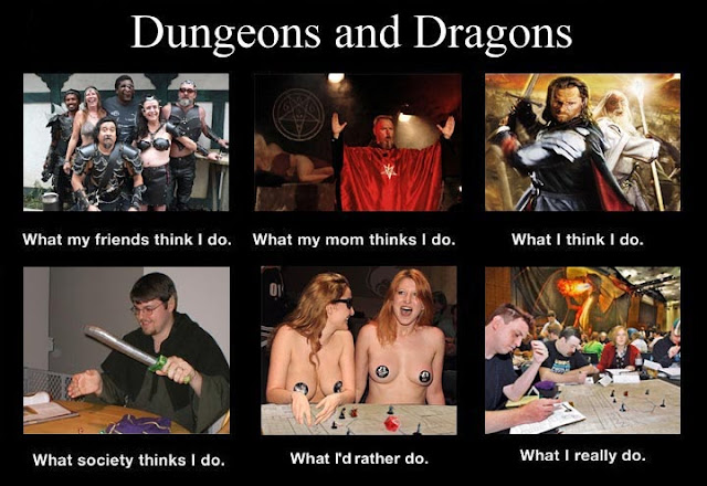 Du0026D MEME - Austin Du0026D and Tabletop RPG Meetup (Austin, TX) : Meetup