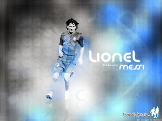 lionel messi wallpaper 2010