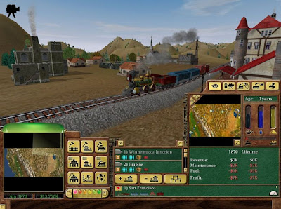 Railroad Tycoon 3 Screenshots 1