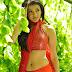 Kajal Agarwal Expose Deep Navel in Red Saree