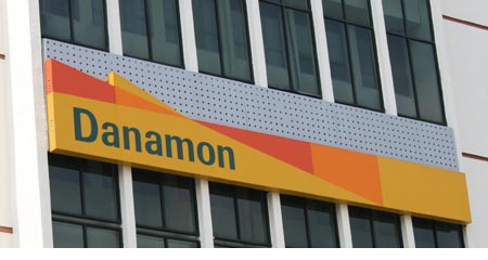logo bank danamon