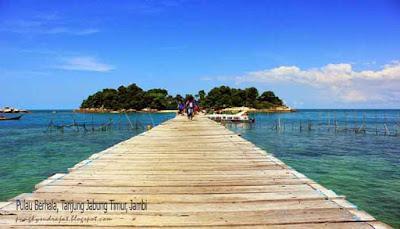 Pulau Berhala, Tanjung Jabung Timur, Jambi