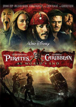 pirates of caribbean at world's end