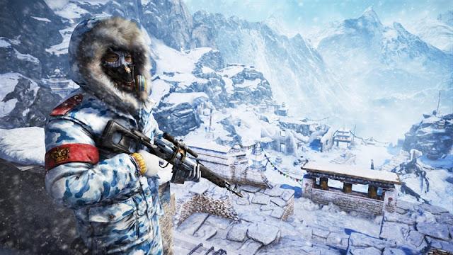 Far Cry 4 Escape from Durgesh Prison Photo