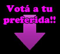 Votá a tu preferida