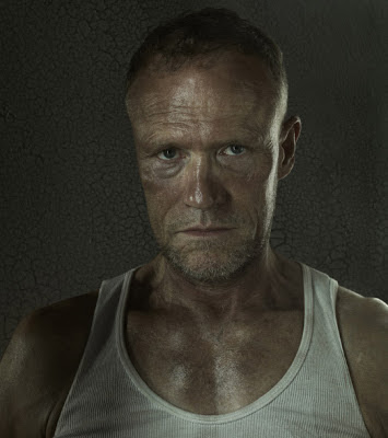 Michael Rooker, Merle Dixon in The Walking Dead