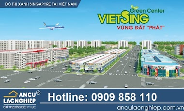 Ban Dat Viet Sing, Bán Đất Việt Sing Giá gốc CĐT Becamex, hỗ trợ xây dựng, chiết khấu hấp dẫn