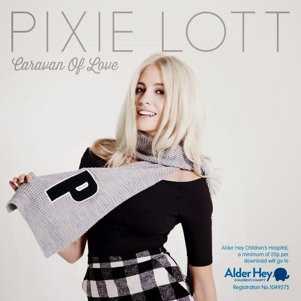 Pixie Lott's Caravan of Love