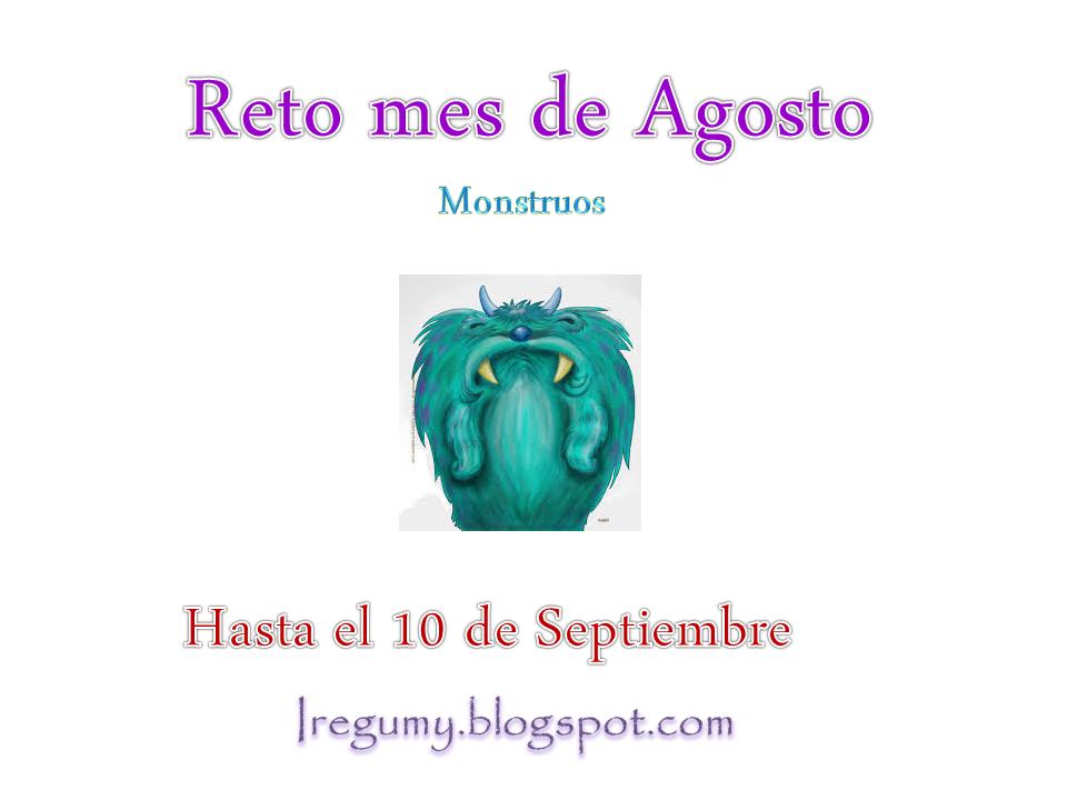 """Reto Iregumy """"Monstruos"""""""