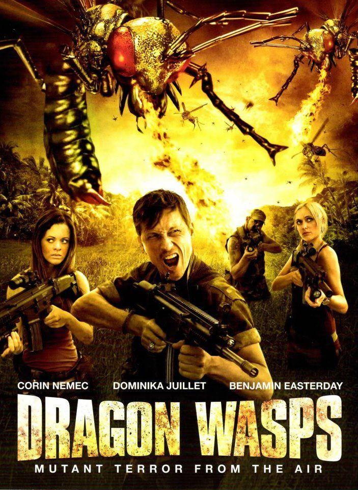 Ver Dragon Wasps (2012) Online