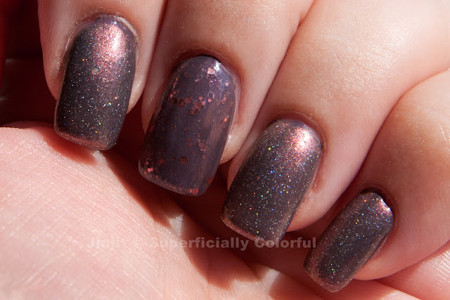 Dandy Nails - Bathed In Light