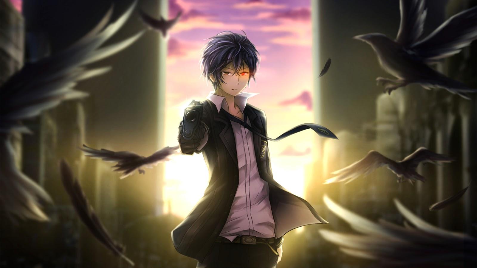 Black Bullet Rentaro Satomi