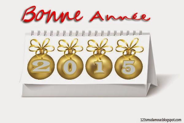 Idées sms bonne année 2015 - souhaiter bonne année par sms