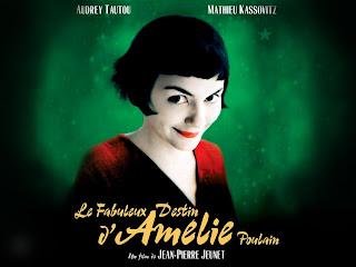 Amelie starring Audrey Tatou