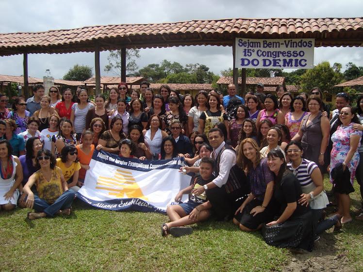 15º Congresso de Missionárias da ALIANÇA