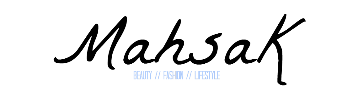 MahsaK | beauty - fashion - lifestyle