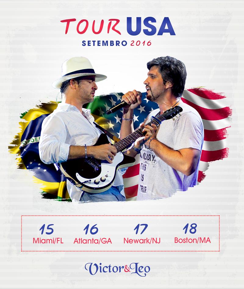 Tour USA | Setembro 2016