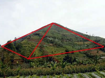 Fenomena Piramida Garut
