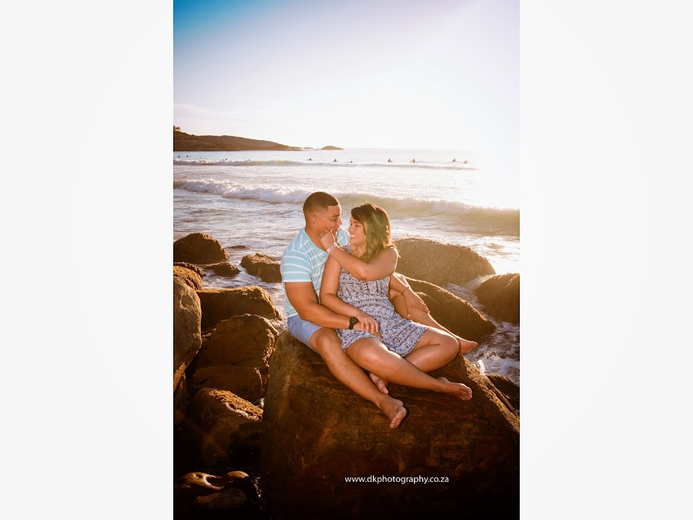 DK Photography LASTWEB-009 Robyn & Angelo's Engagement Shoot on Llandudno Beach { Windhoek to Cape Town }  Cape Town Wedding photographer