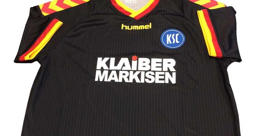 New Karlsruher Sc 14 15 Kits Released Footy Headlines