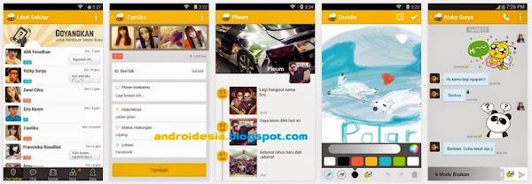 Download BeeTalk Apk - Aplikasi Chatting terbaru untuk Android