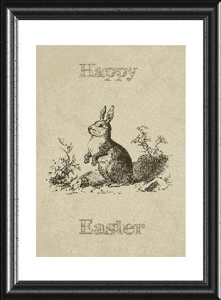 PDF Poster Pasen | Printable Easter Poster | Jalien Cozy Living