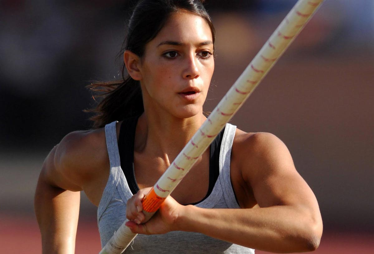 Allison Stokke | HD Wallpapers (High Definition) | Free ...