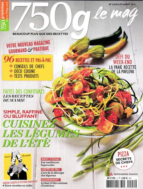 750g Le Mag - Vacherin