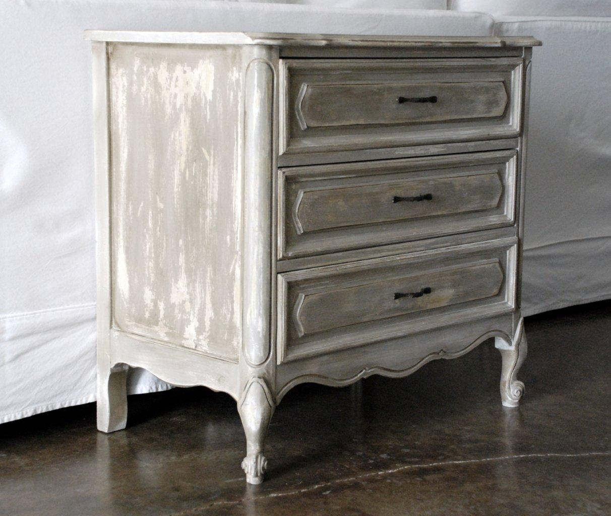 Waterhouse Market Small Distressed Dresser Sold